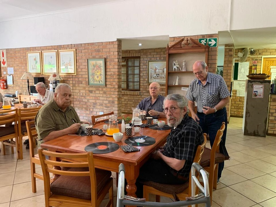 Movember at Macadamia Care in Tzaneen