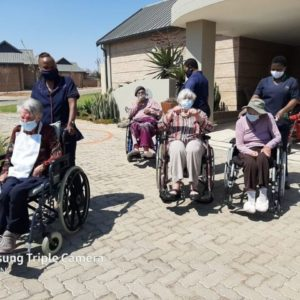 Spring has sprung at Macadamia Care in Polokwane, Limpopo