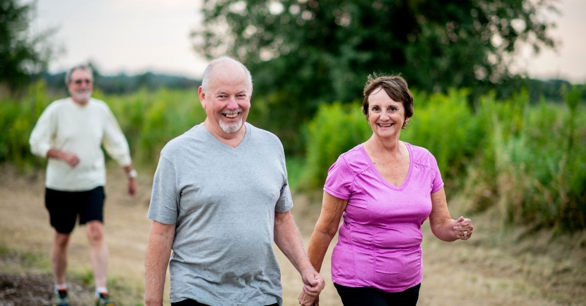 Fresh air and exercise at Macadamia Care in Limpopo and Mpumalanga