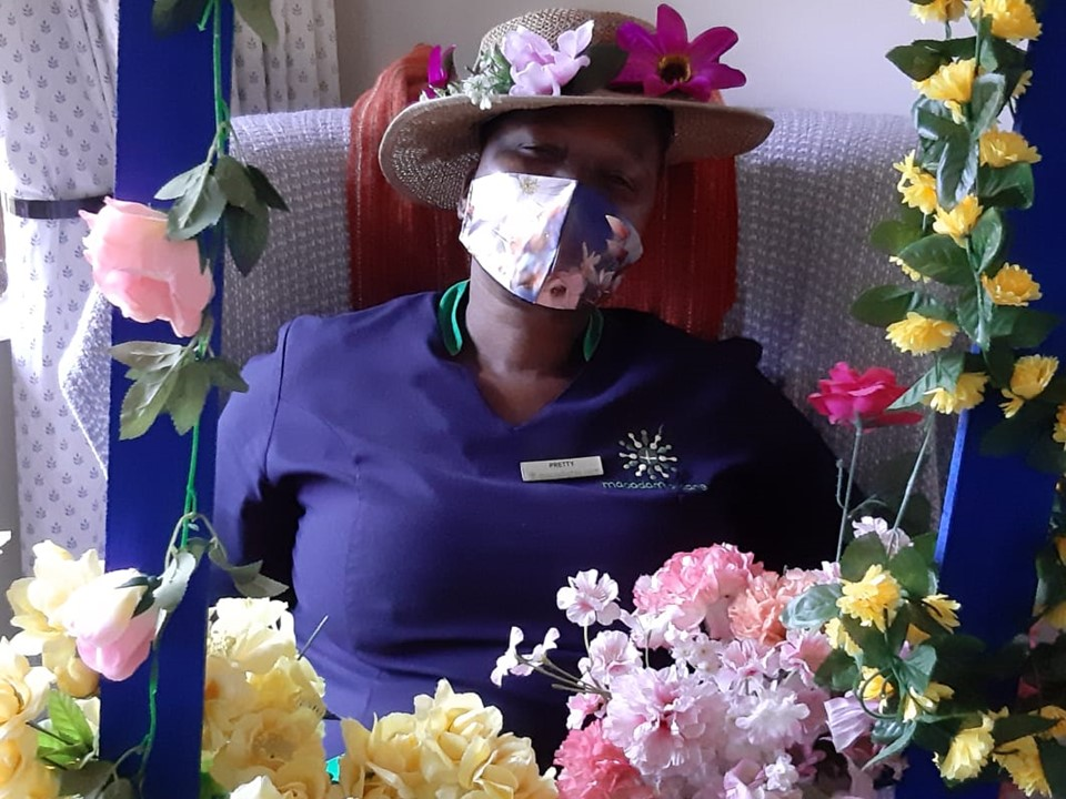 Spring Day at Macadamia Care in Nelspruit, Mpumalanga