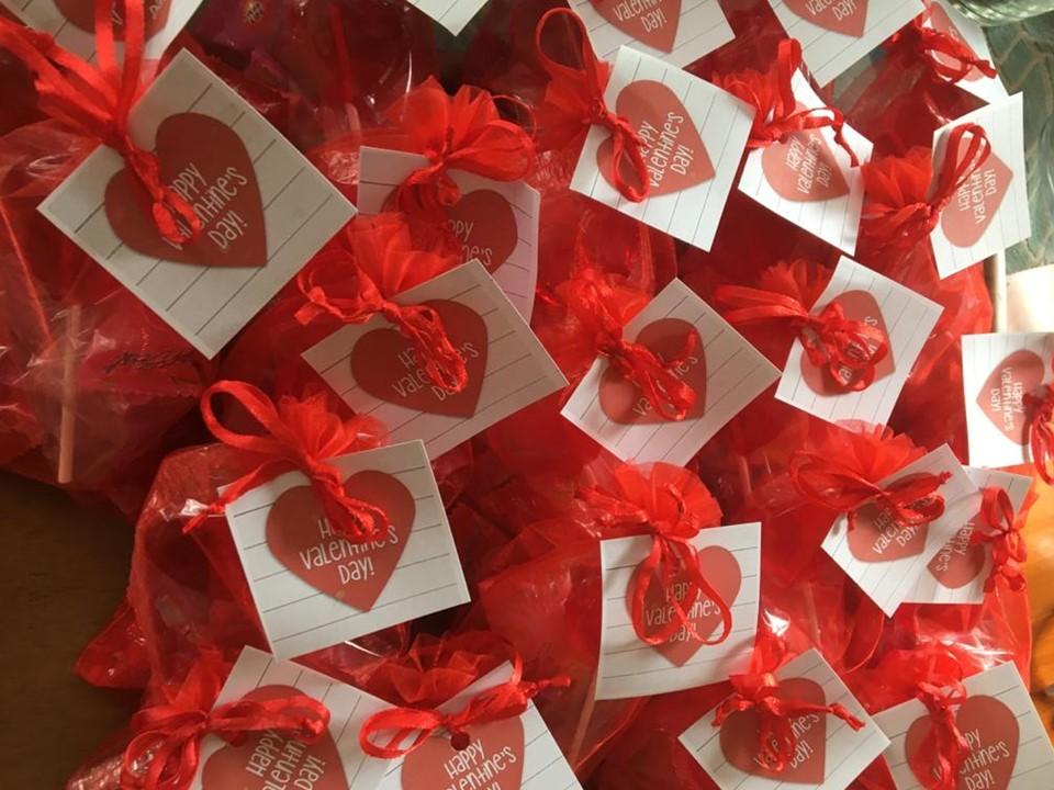 Valentine's Day at Macadamia Care
